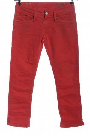 Tommy Hilfiger 3/4-Hose rot Casual-Look
