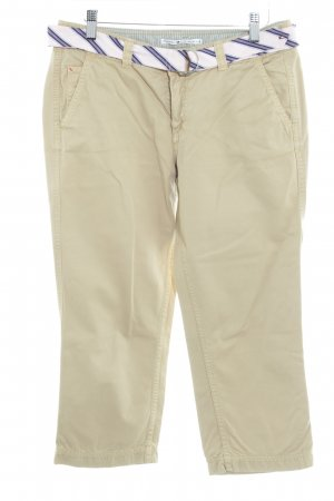 Tommy Hilfiger 3/4-Hose camel Casual-Look