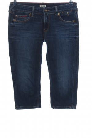 Tommy Hilfiger 3/4-jeans blauw casual uitstraling