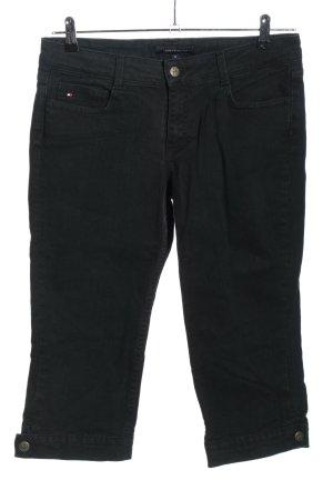 Tommy Hilfiger 3/4 Jeans schwarz Casual-Look