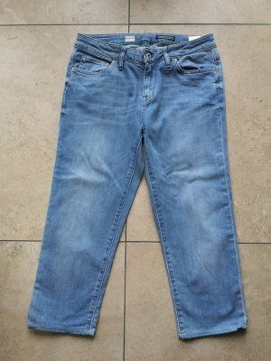 Tommy Hilfiger Jeans a 3/4 azzurro