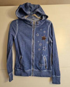 Tommy Hilfiger Hooded Shirt blue