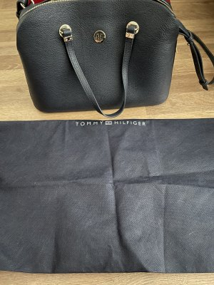 Tommy Hilfiger Handtas rood-donkerblauw