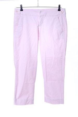 Tommy Hilfiger Pantalon 7/8 rose style décontracté