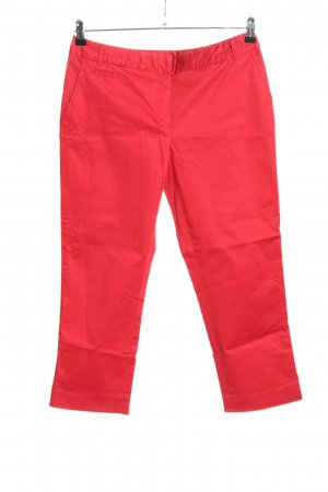 Tommy Hilfiger 7/8-Hose rot Casual-Look