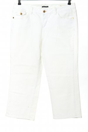 Tommy Hilfiger 7/8 Jeans weiß Casual-Look