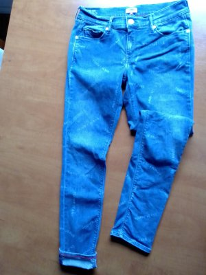 Tommy Hilfiger 7/8 Length Trousers dark blue