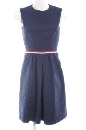 Tommy Hilfiger A-Linien Kleid blau Casual-Look