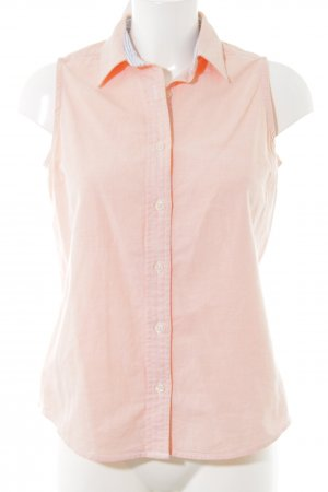 Tommy Hilfiger ärmellose Bluse nude Casual-Look