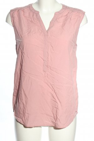 Tommy Hilfiger ärmellose Bluse pink Casual-Look