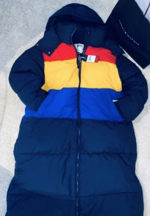 Tommy Hilfiger Quilted Coat multicolored