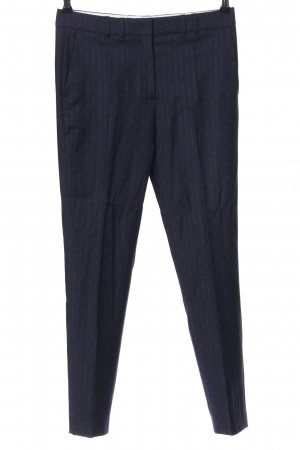 Tommy Hilfiger Suit Trouser black-blue allover print casual look