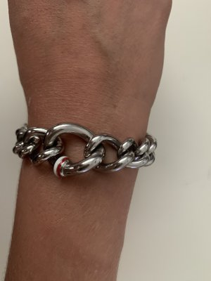 Tommy Hilfiger Silver Bracelet silver-colored