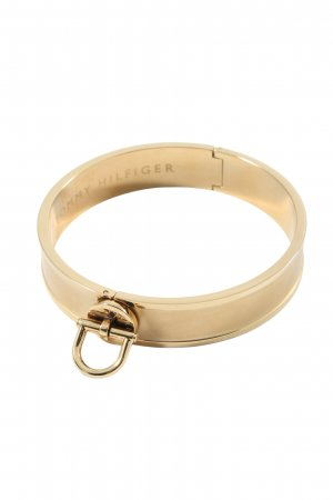 Tommy Hilfiger Brazalete color oro look casual