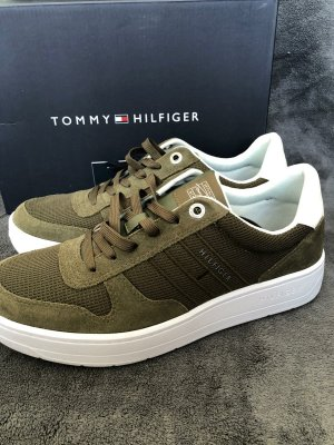 tommy hilfiger army green