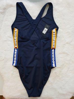 Tommy Hilfiger Swim Costume da bagno blu-blu scuro