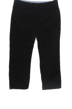 Tommy Hilfiger 3/4-broek zwart casual uitstraling