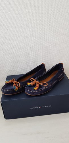 Tommy Hilfiger Ballerinas with Toecap multicolored