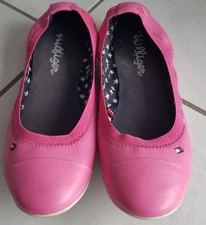 Tommy Hilfiger Ballerinas with Toecap pink