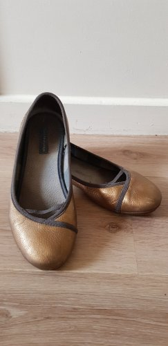Tommy Hilfiger Ballerinas 38 bronze