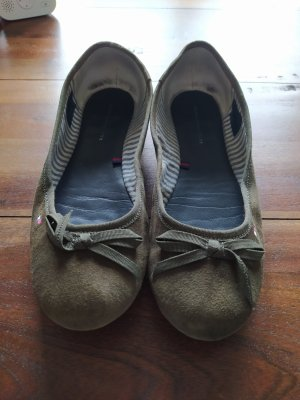 Tommy Hilfiger Slippers green grey
