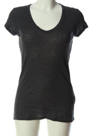 Tommy Hilfiger Koszulka basic jasnoszary W stylu casual