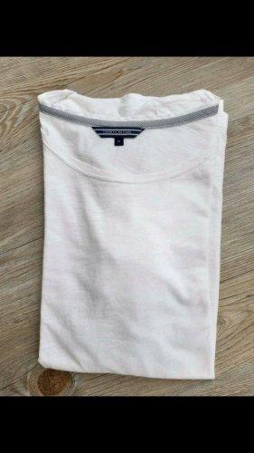 Tommy Hilfiger Basic Shirt, Gr.M, weiss