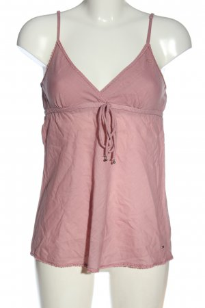Tommy Hilfiger Basic topje roze casual uitstraling