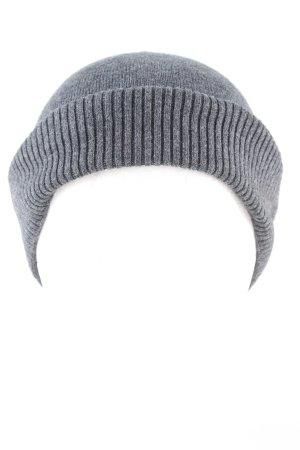 Tommy Hilfiger Berretto grigio chiaro puntinato stile casual