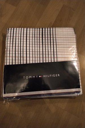 Tommy Hilfiger Chal blanco-rosa