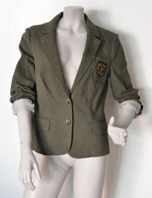 Tommy Hilfiger Blazer CHICAGO FIT khaki grün US 10 / EU 40 WIE NEU