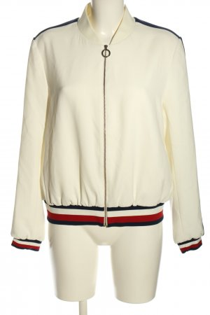 Tommy Hilfiger Blouson Streifenmuster Casual-Look