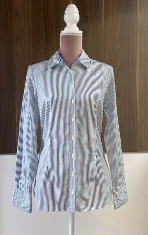 Tommy Hilfiger Long Sleeve Blouse white-steel blue