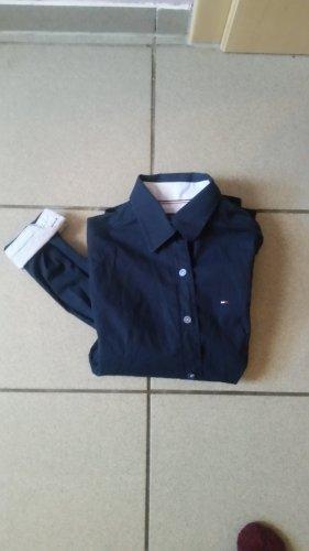 Tommy Hilfiger Blusa-camisa azul oscuro