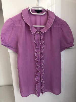 Tommy Hilfiger Blouse Collar lilac