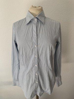 Tommy Hilfiger Colletto camicia azzurro-bianco