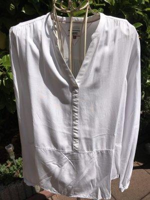 Tommy Hilfiger Denim Kimono Blouse white