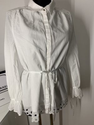 Tommy Hilfiger Long Sleeve Blouse white