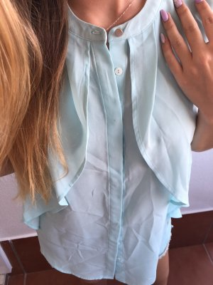 Tommy Hilfiger Bluse in Mint S