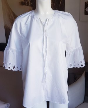 Tommy Hilfiger Bluse in weiß