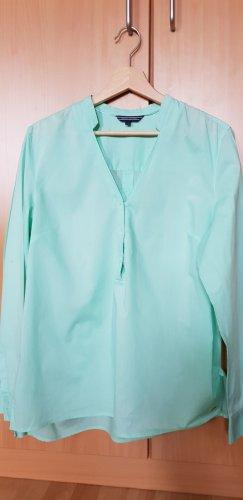 Tommy Hilfiger Camicetta a blusa turchese-verde pallido Cotone