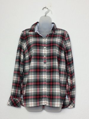 Tommy Hilfiger Geruite blouse veelkleurig Katoen