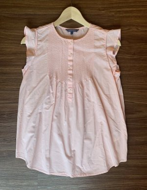 Tommy Hilfiger Bluse Top relaxed Fit Rosé Gr 34/36 XS
