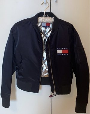 Tommy Hilfiger Giacca bomber blu scuro