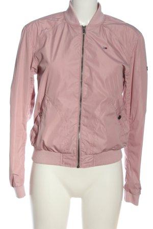 Tommy Hilfiger Bomberjacke pink Casual-Look