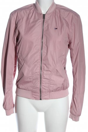 Tommy Hilfiger Giacca bomber rosa stile casual