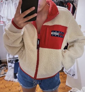 Tommy Hilfiger Bomberjacke Sherpa Jacke Outdoor Expedition Capsule Outerwear vintage retro 90s