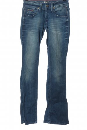 Tommy Hilfiger Boot Cut Jeans blau Casual-Look
