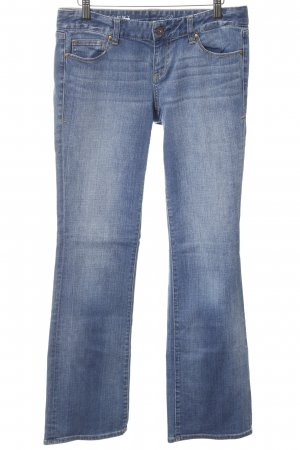 Tommy Hilfiger Boot Cut Jeans stahlblau Casual-Look