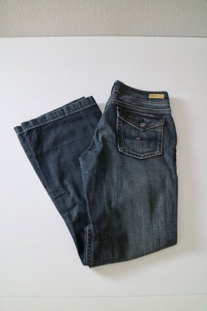Tommy Hilfiger Bootcut Jeans W28 L32 Used-Look